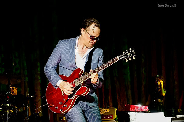 Joe Bonamassa 2018 in Berlin