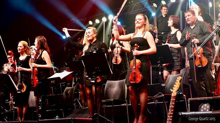 """Orchestra - """"Rock meets Classic"""" 2015"""