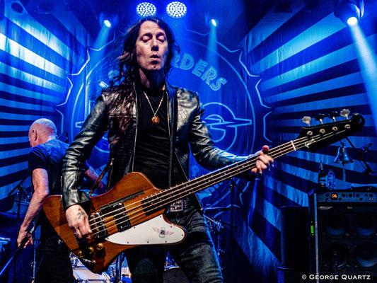 UFO Band , Rob de Luca, 50. Anniversary Tour, Neuruppin, 2019