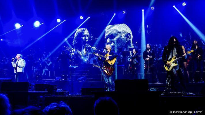 "Thunder, ""Rock meets Classic"" 2020, Berlin"