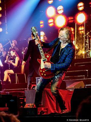 ROCK MEETS CLASSIC, Tour 2020, Thunder, Berlin