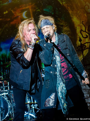 Avantasia, Ronnie Atkins and Tobias Sammet