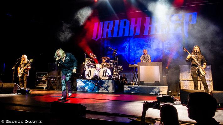 Uriah Heep November 2018 Berlin, Admiralspalast