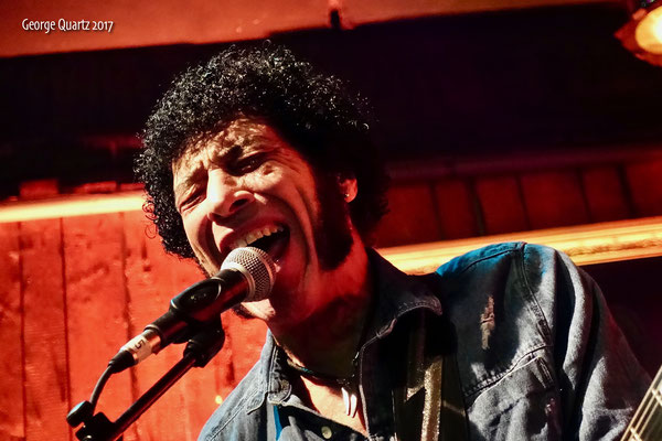 Mungo Jerry 2017 in Hannover Isernhagen, Blues Garage