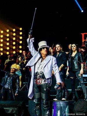 ROCK MEETS CLASSIC, Tour 2020, Alice Cooper, Berlin