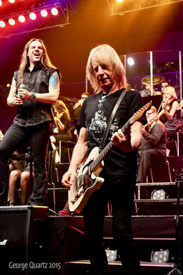 "Rick Parfitt (Status Quo - ""Rock meets Classic"" 2015"