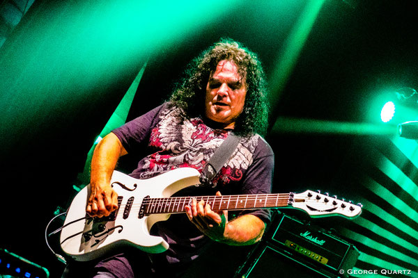 UFO Band, Vinnie Moore,50. Anniversary Tour, Neuruppin, 2019