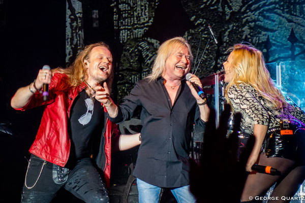 Avantasia, Herbie Langhans and Bob Catley