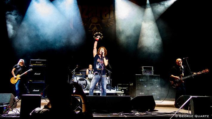Nazareth, Berlin, Tempodrom, 2020, Music & Stories
