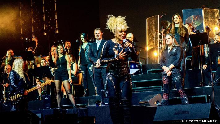 ROCK MEETS CLASSIC, Tour 2020, mit Alice Cooper, Berlin, Mother's Finest