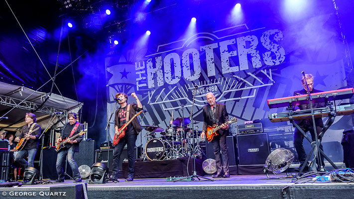 The Hooters 2018 in Braunschweig