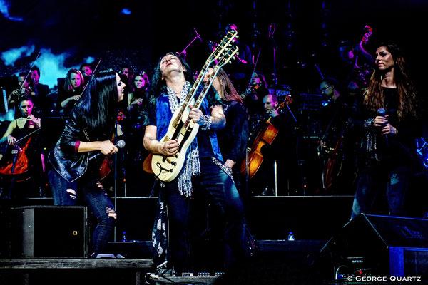 ROCK MEETS CLASSIC, Tour 2020, Mat Sinner Band, Berlin