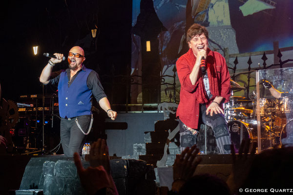 Avantasia, Geoff Tate and Eric Martin
