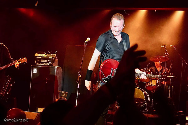 Big Country 2018 in Minehead, Giants of Rock Festival