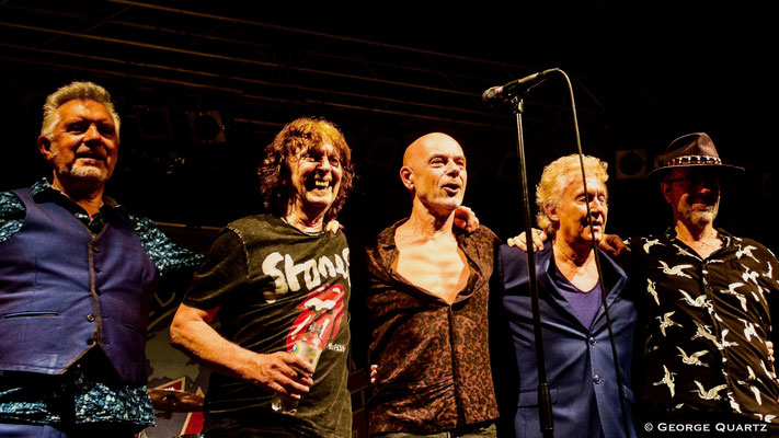 Manfred Mann's Earth Band 2019 in Bremen