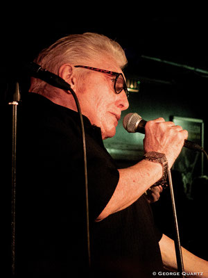 the Hamburg Blues Band, Chris Farlowe, Krissy Mathews