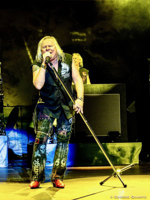Uriah Heep, Tempodrom, Berlin, 2020, Music & Stories
