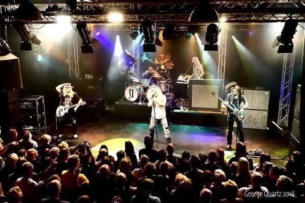 """Uriah Heep 2016 """"De Pul"""" in Uden"""