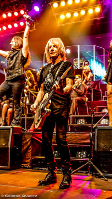 "Rick Parfitt (Status Quo) - ""Rock meets Classic"" 2015"
