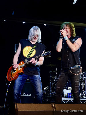 Nazareth 2018 Giants of Rock Festival
