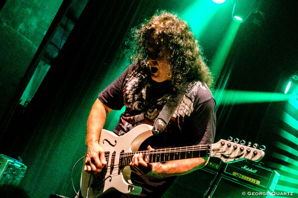 UFO Band, Vinnie Moore, 50. Anniversary Tour, Neuruppin, 2019