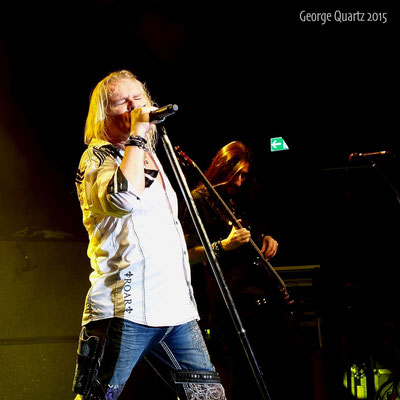 Uriah Heep, 2015 in Neuruppin