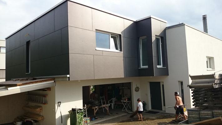 Eternitfassade modern