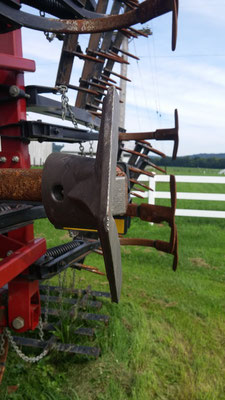 7.5 inch Spread Knock-On Field Cultivator Sweep