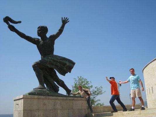 Statues de vie