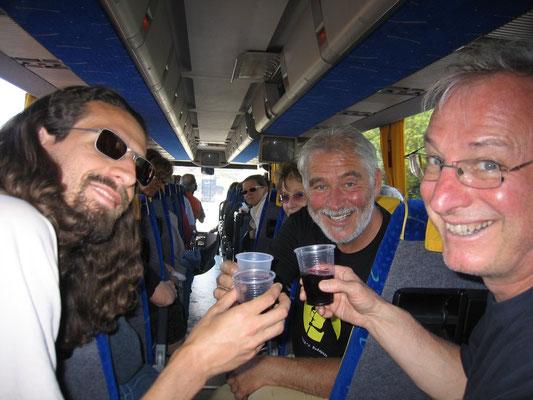 Boire ou conduire : ils ont choisi !