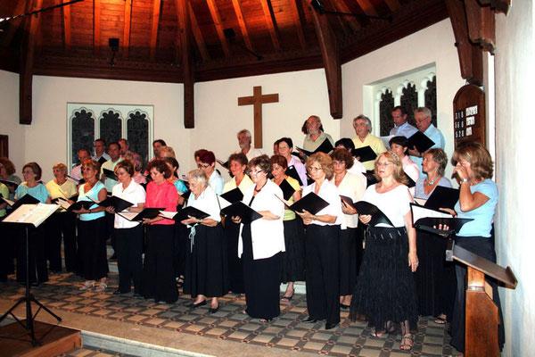 concert à la chapelle Victoria de Grasse