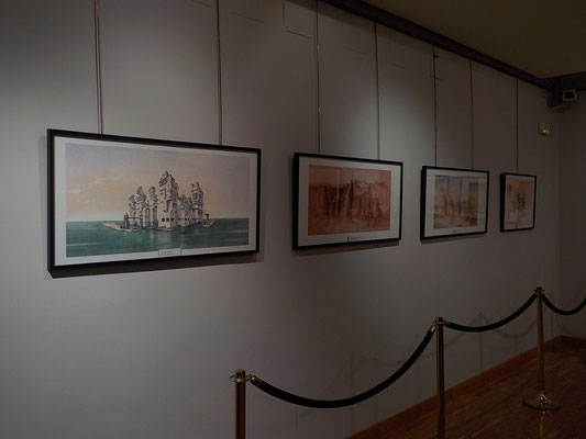 Centro Cultural Buenavista Madrid, exposiciones de dibujo madrid