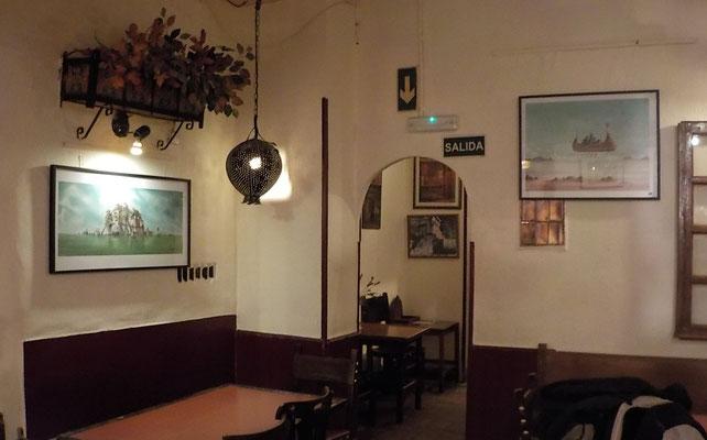 cafe libertad 8 madrid, exposiciones arte fantastico
