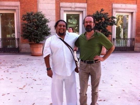 Jorge Calleja, Enrique Fernandez, dibujantes españoles, compositores mexicanos