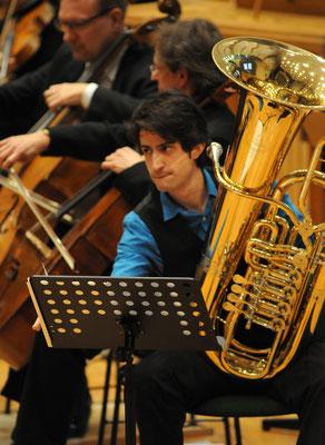 Ruben Dura de Lamo & Stuttgarter Philharmoniker © Deutscher Musikwettbewerb/Michael Haring