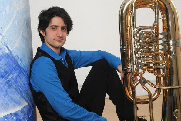 Ruben Dura de Lamo  © Deutscher Musikwettbewerb/Michael Haring