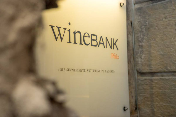 wineBANK in Wachenheim