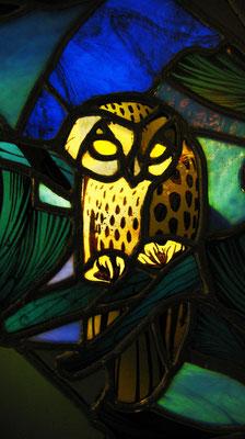 La casina delle civette: il museo rinato delle vetrate artistiche. Foto di Beatrice Morello