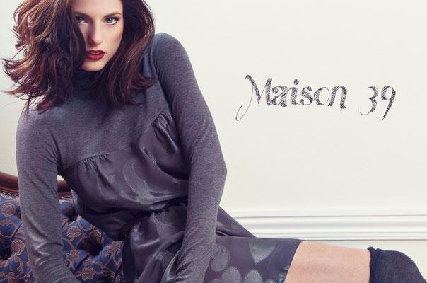 MAISON39: CAPSULE COLLECTION DI SARA TASSI. In Anteprima parte della collezione Autunno/Inverno2012-13