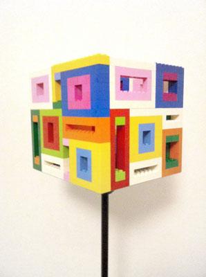 Ole Kirk Design di Daniela Pavone. I lego che arredano