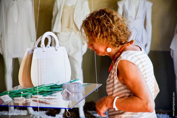 MODA ETICA EXHIBITION 2013. Mostra collettiva delle opere selezionate al Concorso Nazionale di Moda Etica. 16/30 Giugno 2013, Studio Rosai, Firenze
