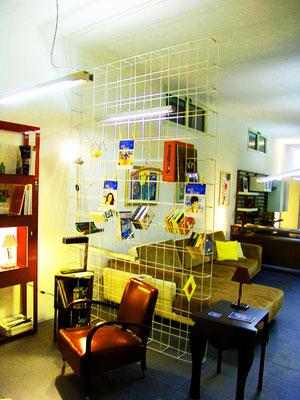 PaRete, la libreria di SCHIUMA DESIGN POST DESIGN