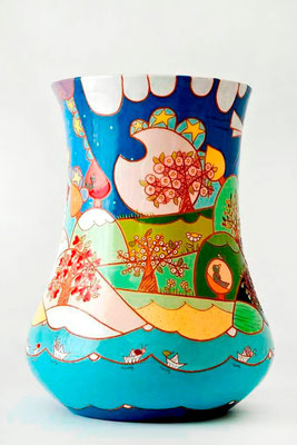 Menzione Speciale MATERIE 2012. CHIARA RACCANELLO- '… e tulipani'