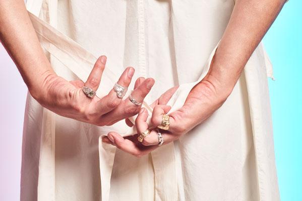 I gioielli contemporanei di ADOJ