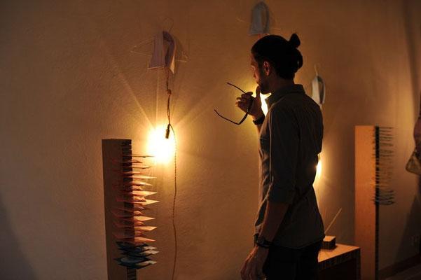 Voltaire. Gruccia luminosa. Angela Pozzetti