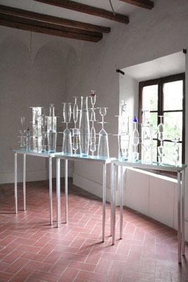PORTA CIMICI, installazione di Claudia Maina
