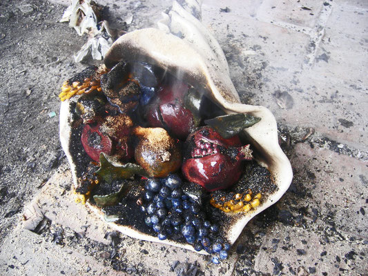 La Ceramica Raku. Scatti di Zlata Maksan