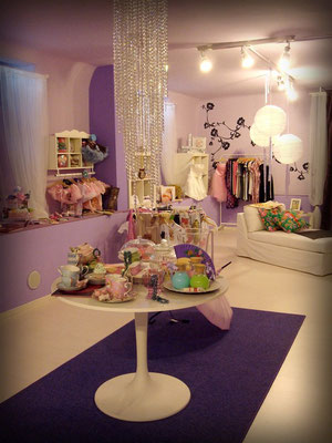 Show Room di OH MY DOLLS! Milano