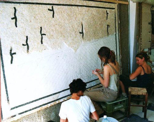 Il Mosaico a Ravenna. Foto di Giorgia Palombi