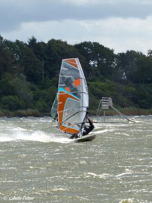 "Gemeinde Brodersby - Goltoft / ""Surfers Paradise"" die Große Breite"